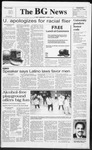 The BG News February 25, 2000