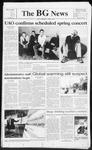 The BG News March 15, 2000