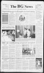 The BG News March 21, 2000