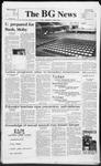 The BG News April 11, 2000