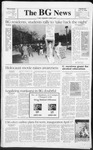 The BG News April 14, 2000