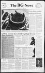 The BG News April 18, 2000