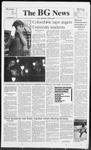 The BG News May 1, 2000