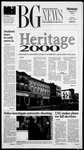 The BG News August 30, 2000