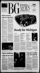 The BG News September 1, 2000