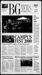 The BG News September 11, 2000