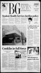 The BG News September 21, 2000