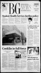 The BG News September 21, 2000