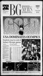 The BG News October 2, 2000