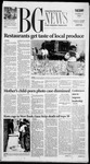 The BG News October 3, 2000