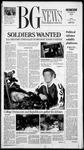 The BG News October 4, 2000