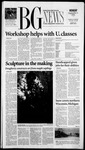 The BG News October 9, 2000