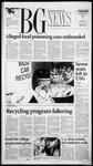The BG News October 12, 2000