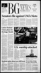 The BG News October 13, 2000