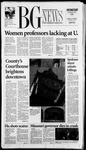 The BG News October 18, 2000