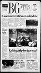The BG News October 20, 2000