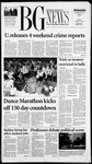 The BG News October 25, 2000