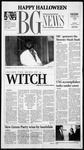 The BG News October 31, 2000