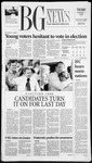 The BG News November 7, 2000