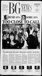 The BG News November 8, 2000