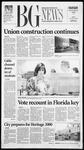 The BG News November 9, 2000