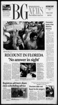 The BG News November 15, 2000
