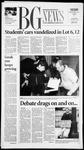 The BG News November 21, 2000