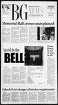 The BG News November 30, 2000