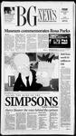 The BG News December 1, 2000