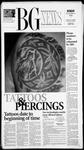 The BG News December 4, 2000