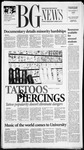 The BG News December 7, 2000