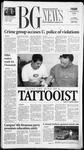 The BG News December 8, 2000