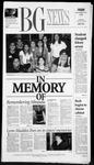 The BG News December 15, 2000