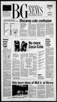The BG News January 16, 2001