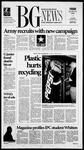 The BG News January 19, 2001