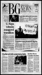 The BG News January 22, 2001
