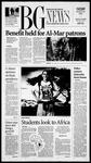 The BG News January 23, 2001