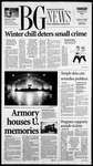 The BG News January 25, 2001