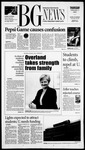 The BG News February 1, 2001