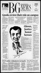The BG News February 2, 2001
