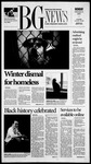 The BG News February 5, 2001