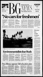 The BG News February 7, 2001