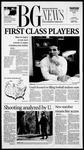 The BG News February 8, 2001
