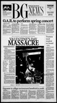 The BG News February 15, 2001