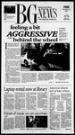 The BG News February 16, 2001
