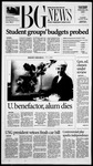 The BG News February 20, 2001