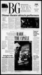 The BG News February 23, 2001