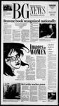 The BG News March 1, 2001