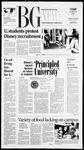 The BG News March 2, 2001