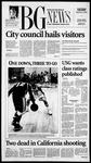 The BG News March 6, 2001